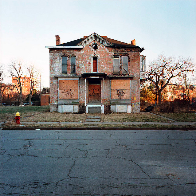 TYPOLOGY / Typologies Within Typologies: 100 Abandoned